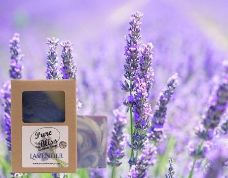 all natural lavender bar soap
