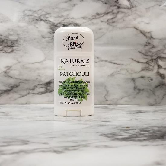 Patchouli Deodorant
